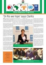 Newsletter - December 2011 Edition - UNDP Nigeria