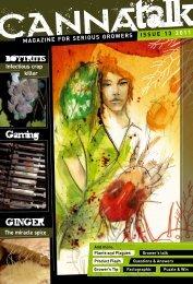 Issue 12 2011 - CANNAtalk