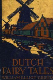 Dutch Fairy Tales For Young Folks - Tim And Angi