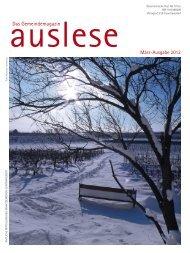 Österreichische Post AG - die auslese