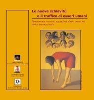 Le nuove schiavitù e il traffico di esseri umani - Associazione Diritti ...