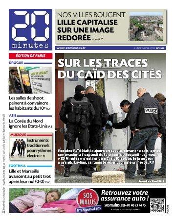 LILLE CAPITALISE SUR UNE IMAGE REDORÉE P.6 ... - 20minutes.fr