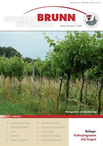 GZ 6-2009.pdf, Seiten 1-16 - Brunn am Gebirge
