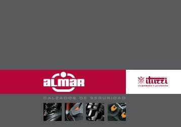 Leyendas de los  pictogramas El producto Almar - JAL Group