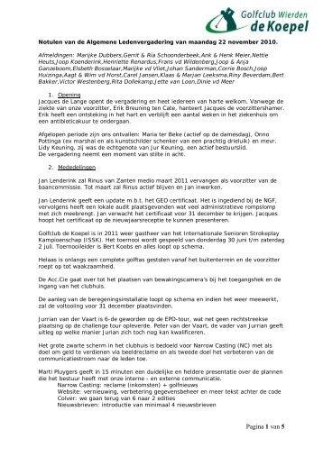 Pagina 1 van 5