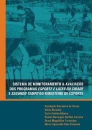 Livro Vânia 2.indd - Ministério do Esporte