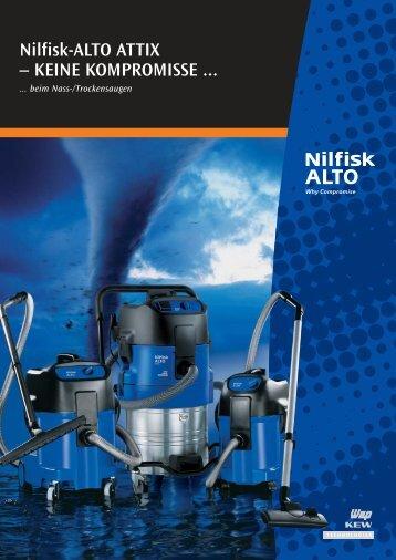 Nilfisk-ALTO ATTIX – KEINE KOMPROMISSE ... - Reinigungsprofi.ch