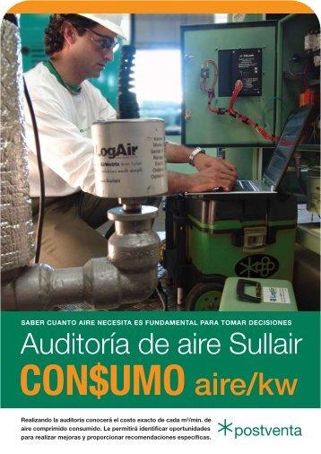 Auditoría de aire Sullair - Logismarket