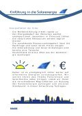 Solarpräsentation - Schmidt Dach- und Fassadenbau GmbH - Page 5
