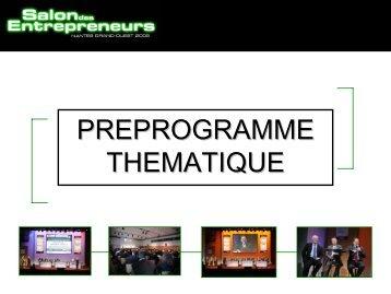 Profil Dirigeant / Chef d'entreprise (1/2) - Nantes