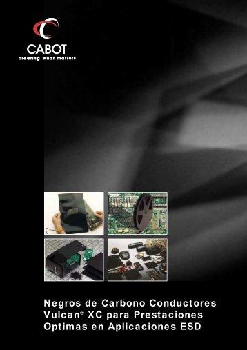 Negros de Carbono Conductores Vulcan® XC para Prestaciones ...