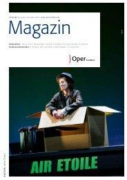 Opernmagazin November / Dezember 2012 - Oper Frankfurt