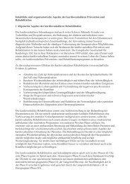 Qualitätskriterien neux - Schweizerische Arbeitsgruppe für kardiale ...