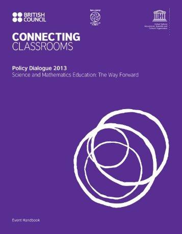 Programme - British Council Schools Online