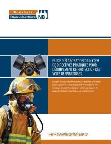 COP- Respiratory - WorkSafeNB