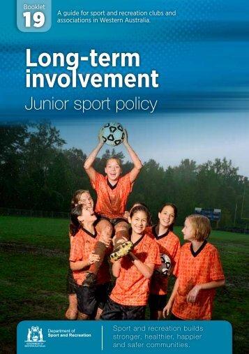 Long-term involvement - ClubsOnline
