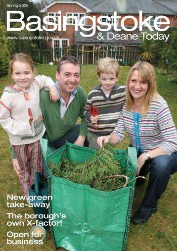 Spring 2006 - Basingstoke and Deane Borough Council