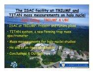 PDF - 4121kB - titan - Triumf
