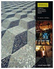 annual report 2009 - YTL Community