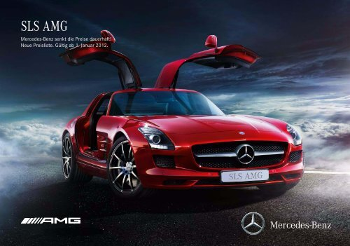 SLS AMG - Autostern