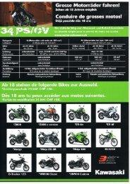 Flyer 25kW (pdf) - 2-Rad Wehrli