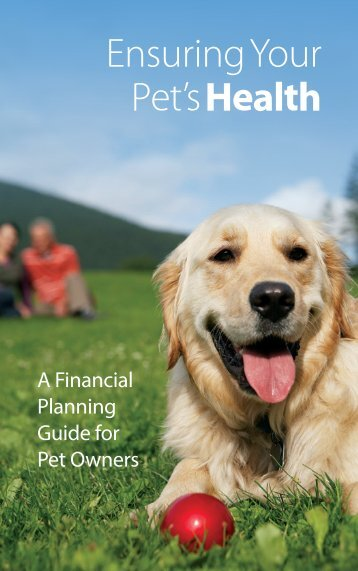 Ensuring Your Pet's Health - American Animal Hospital Association
