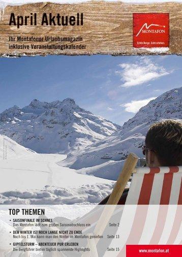 TOP THEMEN - Landhaus Rudigier