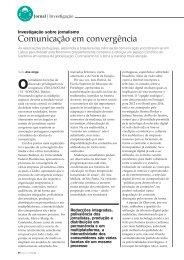 Comunicação em convergência - Clube de Jornalistas