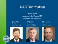 Tolling Webinar.pdf - SSTI