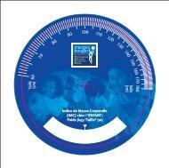 Disque PNNS Indice de masse corporelle IMC chez l'enfant - Inpes
