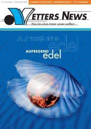ETTERS NEWS - Druckerei Vetters