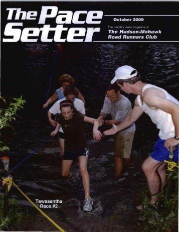 October 2009 - Hudson Mohawk Road Runners Club