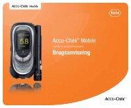 Accu-Chek® Mobile Brugsanvisning