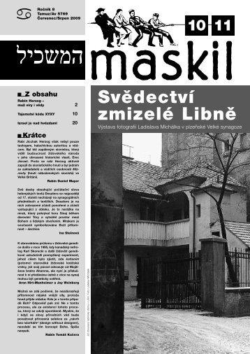 č.10 - Maskil