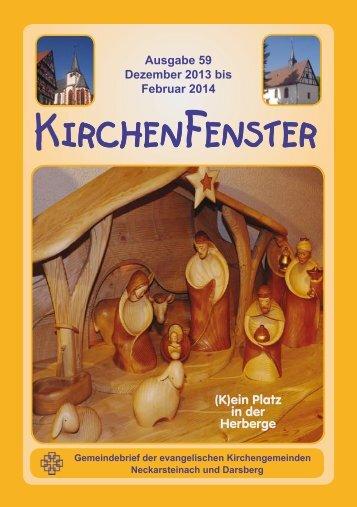 PDF vom Kirchenfenster Nr. 59 zum download. - Ev ...