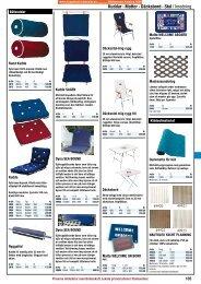 Kuddar · Mattor · Däcksbord · Stol | Inredning