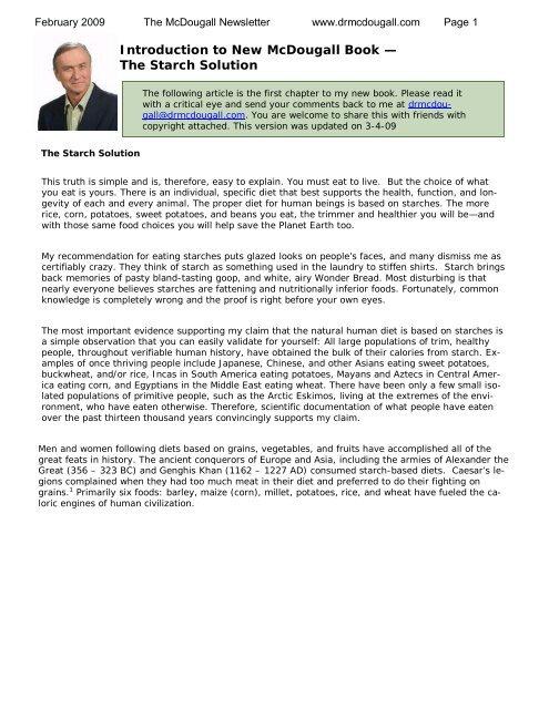 the starch solution diet plan pdf