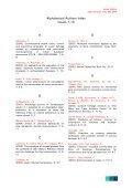 Index issues 1-10 - Red Tematica de Patrimonio Historico y Cultural - Page 2