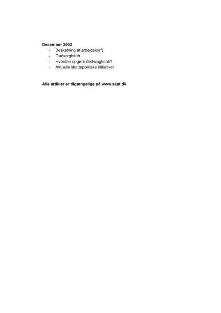Hent som pdf-dokument - Skatteministeriet