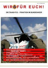 """""""Wir für Euch"""" 02/2009 - oeaab.fcg.goed-Blog"""