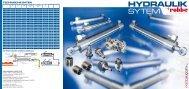 Prospekt Hydraulik-Serie - Robbe