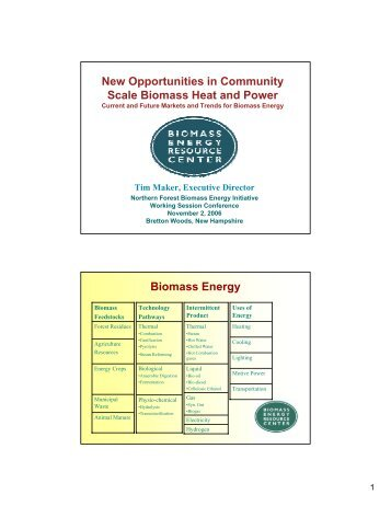 MAKER Community Biomass.pdf - Biomass Energy Resource Center