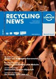 Kupfer als Konjunkturbarometer Loacker präsentiert neue Website ...