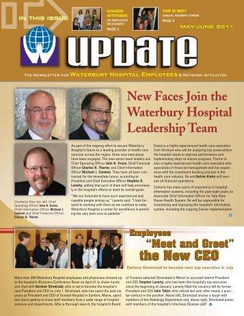 June 2011 - Waterbury Hospital