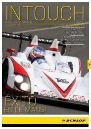 In Touch PDF - Dunlop Motorsport