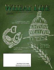 January - Wheat Life