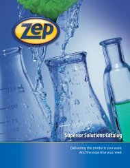 Superior Solutions Catalog