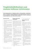 Ympäristöraportti 2009 - Helsingin Satama - Page 4