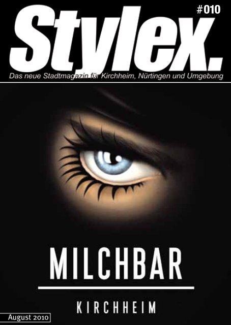 Do. 26.08.2010 AMICI, Stuttgart Do. 26.08.2010 ... - Stylex Magazin