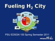 presentation - School of Engineering Design, Technology and ...